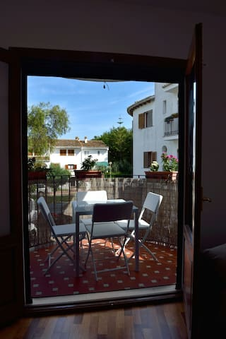 Terrace a 100m del mar y15 min de valencia+parking - Valencia - Appartement