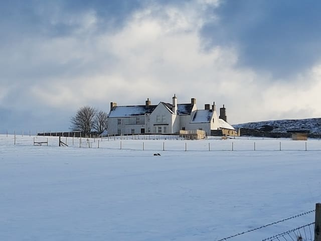 The Annex at Borlum House Farm