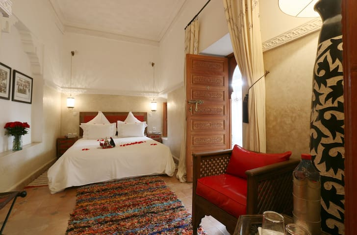 Nice & Chic room in a Riad - Marrakesh