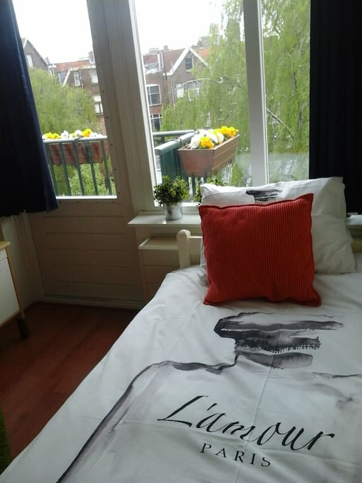 Separate bedroom, (all bed size 200x90 cm)