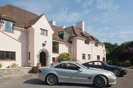 Edwardian Lodge Connemara