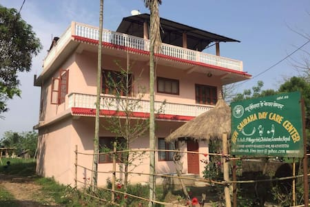 Namaste in Binu's eco Homestay(2 new rooms)