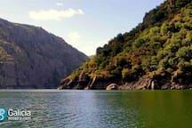 Acogedora Casita junto al Rio Cabe!