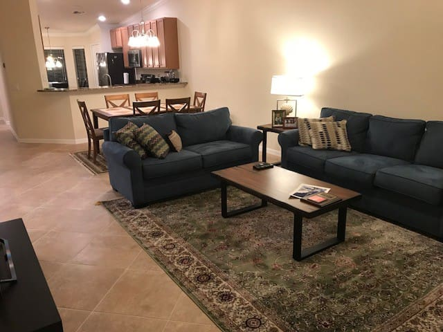 New condo in Fort Myers! Great location!