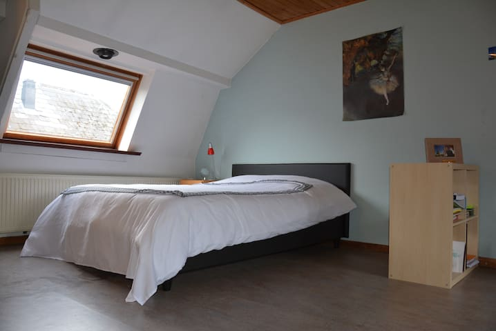 Cozy studio in city centre - Gent - Apartament