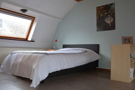Cozy studio in city centre - Gent - Huoneisto