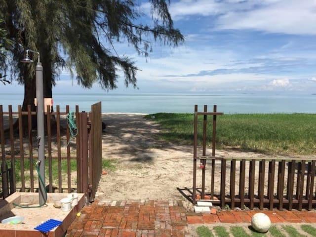 Penang Nagisa Homestay B 2xQueen Beds+Wifi+AC - Tanjung Bungah
