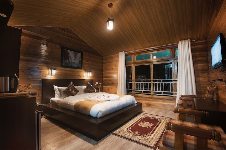 Attic room of Helia - East Sikkim - Boutique hotel