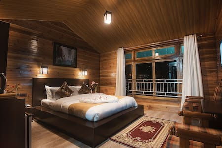 Attic room of Helia - East Sikkim - Boetiekhotel