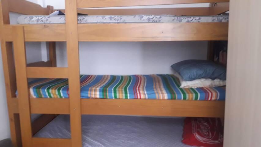 Lindo apartamento a 400m da praia da Urca!