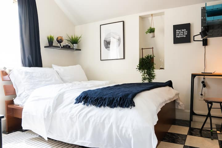 ✰Private Rm in DTLA +FREE Parking 5min➤USC Medical