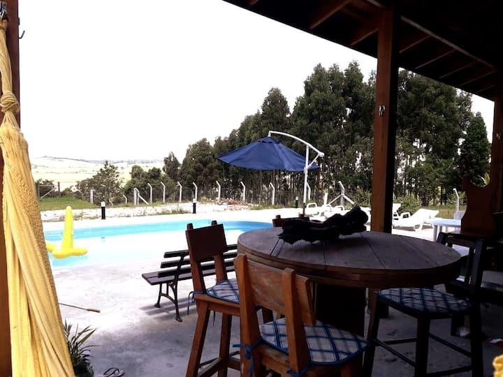 Casa de Campo - RANCHO BELA VISTA