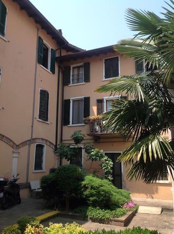 Rilassante vacanza sul lago di Garda - Solarolo - Lägenhet