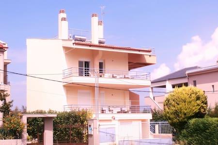 Dimitrios  Apartments - Kato Sotiritsa - 公寓