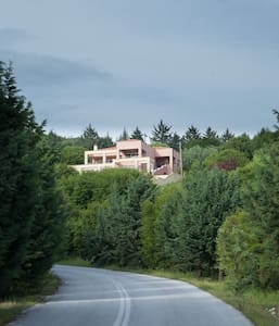 Home with a view - Kozani - Hus