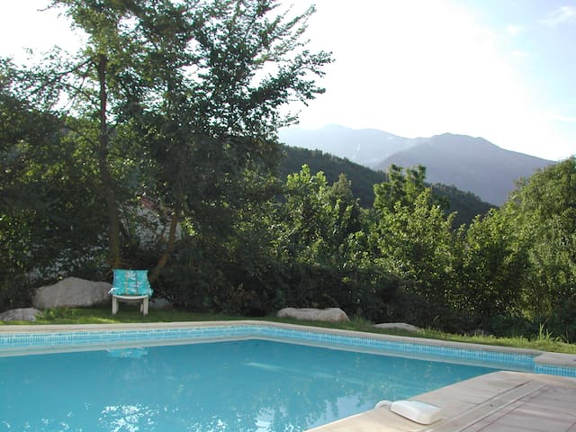 Villa with Swimming Pool and Splendid Views - Fuilla - Huis