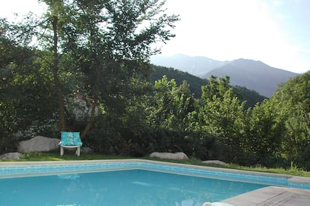 Villa with Swimming Pool and Splendid Views - Fuilla