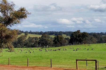 Australian Farm Life at its Best
