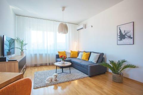 Deluxe apartment Lavanda**** - city centre+parking