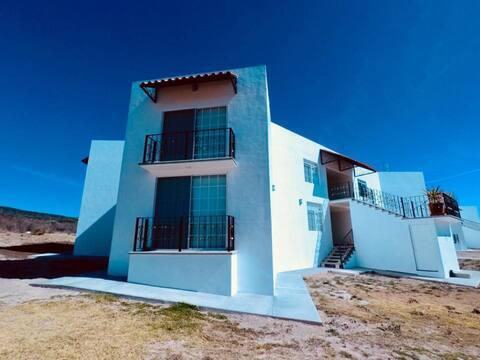 Habitación Doble en Hotel Rancho Jacarandas #11
