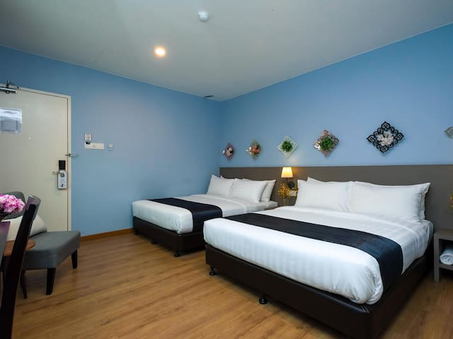 Discounted! 1BR Family Suite@ DK Hotel