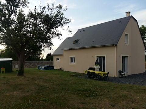 Maison proche Bayeux Creully Caen