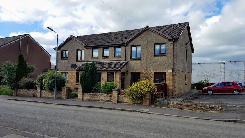 Loch lomond flat