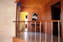 Hall en segundo piso
