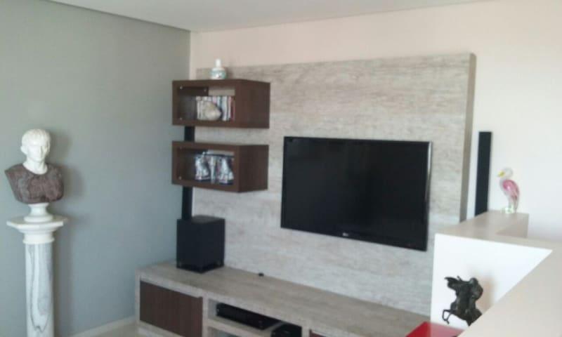 Apartamento cobertura - lazer e fácil localizacao - Jundiaí - อพาร์ทเมนท์