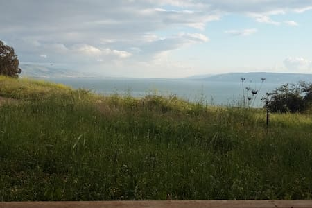 sea of galilee house view - Almagor - Haus