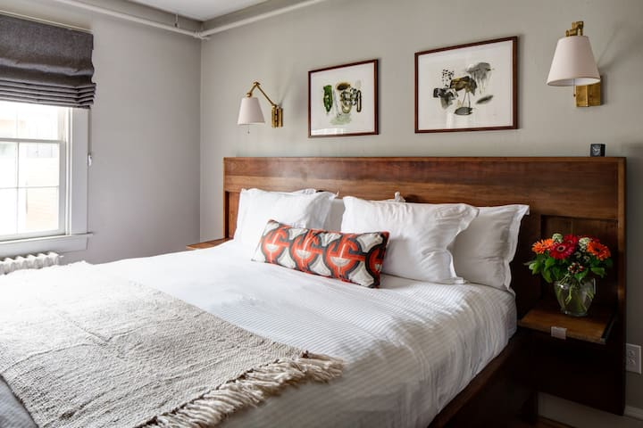 Oakhurst Inn: a boutique hotel at the University