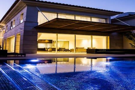 Exclusive Villa, 10 min frome the beach.