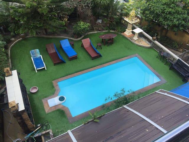 Appart 60sqm pool seaview patong - Pa Tong - Lägenhet