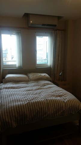 Double Room with Private Bathroom - London - Lägenhet