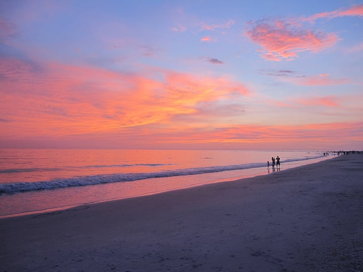 Spectacular Sunsets One Bedroom Gulf View #1