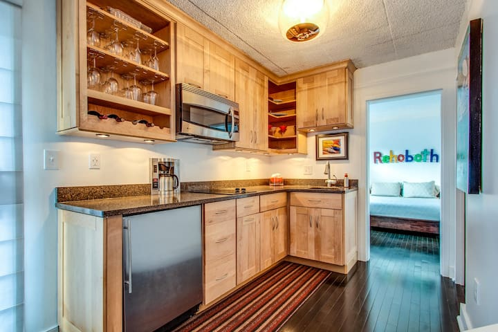 Beautiful New Condo in the Heart of Rehoboth! - Rehoboth Beach - Apto. en complejo residencial