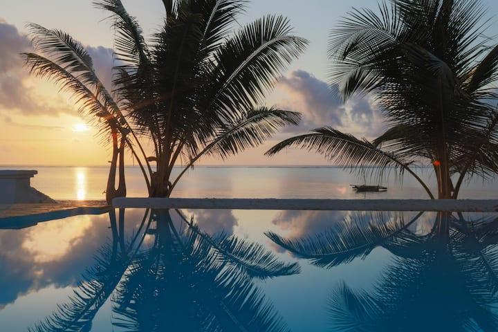 Zanzibar Bahari Villas, Garden View Double Room