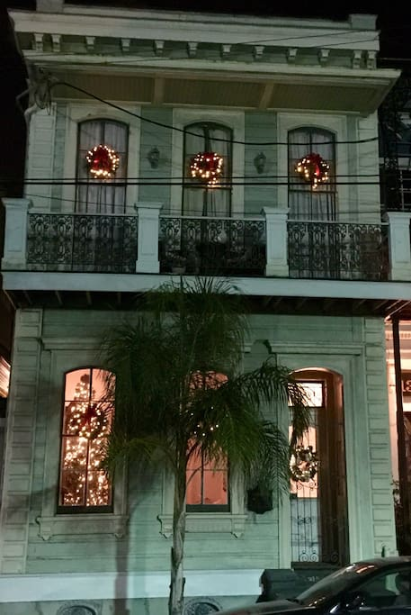 Elegant Lower Garden District Home Houses For Rent In New Orleans Louisiana United States