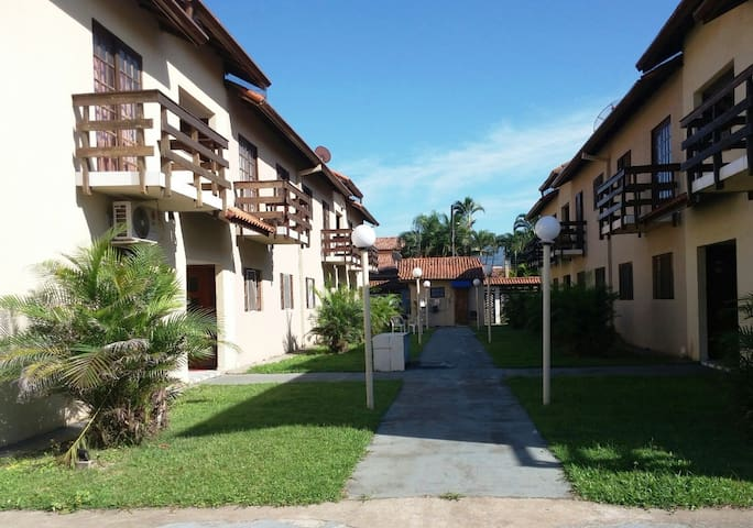 Apartamento em Vista Linda frente para o mar.