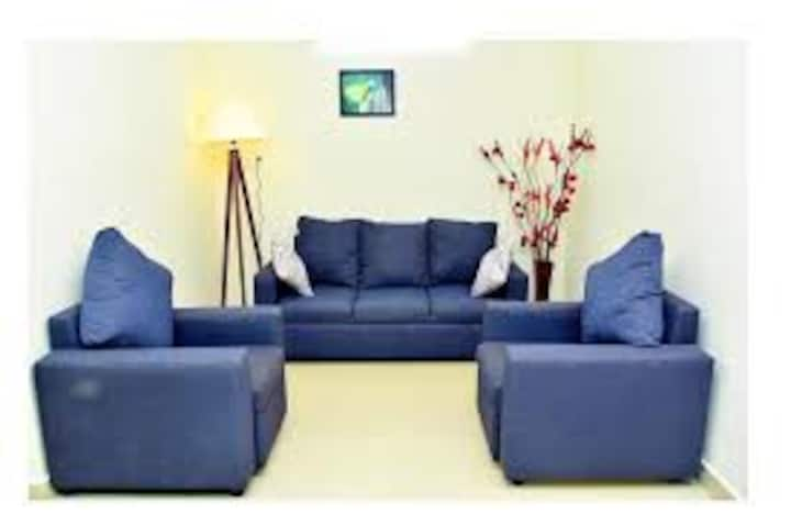 Luxurious Comfort Serviced Apartment @Koramangala