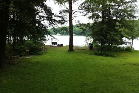 Amazing getaway in North East PA - Best Relax! - Lake Como - Casa