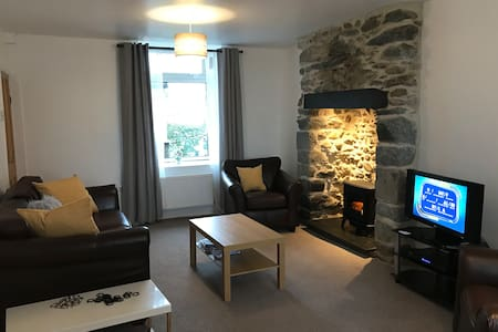 Gwelafon cottage, Llanberis - Snowdon and ZipWorld
