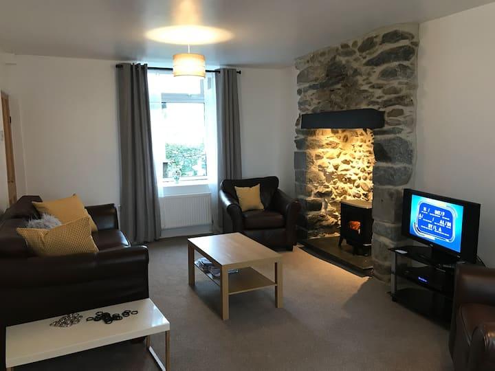 Gwelafon cottage, Llanberis - Snowdon and ZipWorld