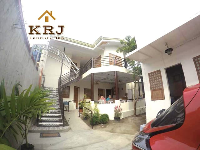 Tropical House  In Santa Fe Bantayan, Cebu (KRJ3)