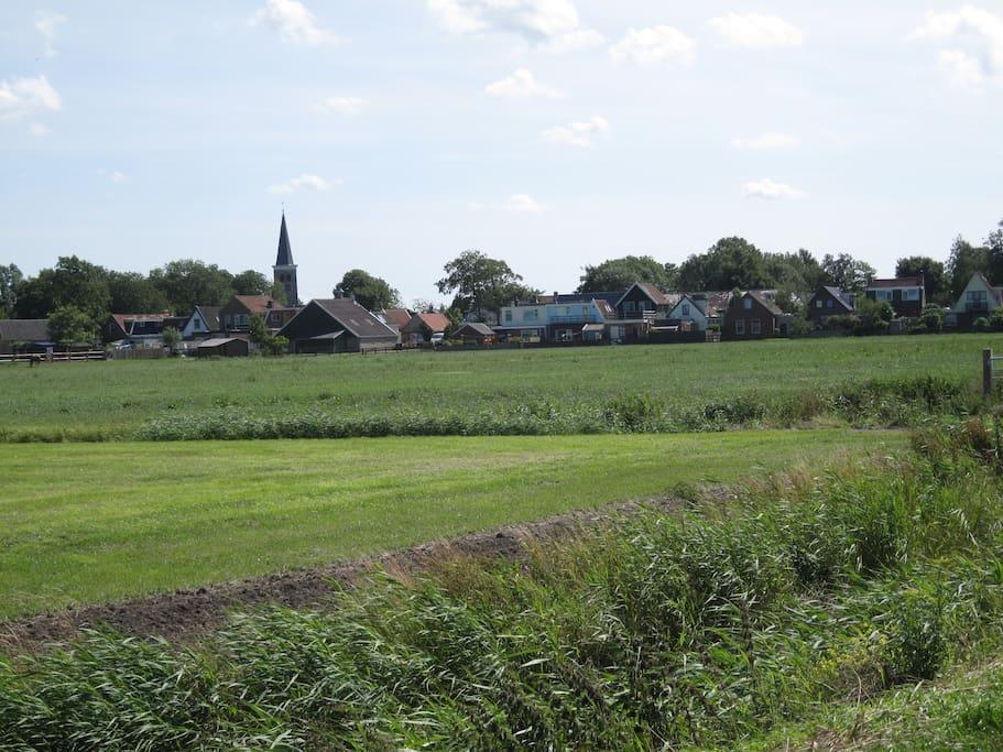 Burgwerd (350 inwoners)