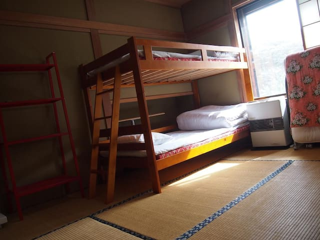 3-Bed Mixed Dormitory Room