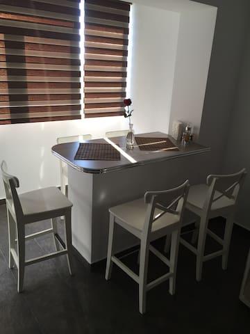 Schwarzmeer Wohnung in Mangalia - Mangalia - Apartament