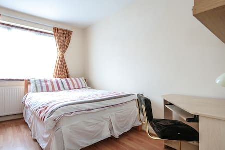 Spacious comfortable double bedroom