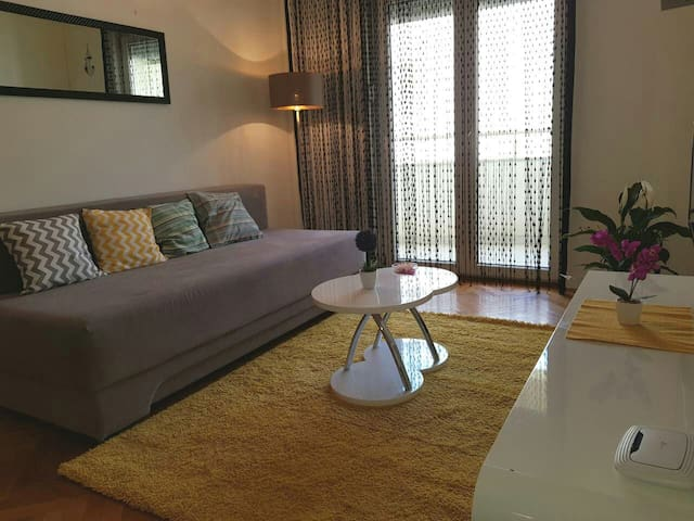 Apartment David Makarska 2+2