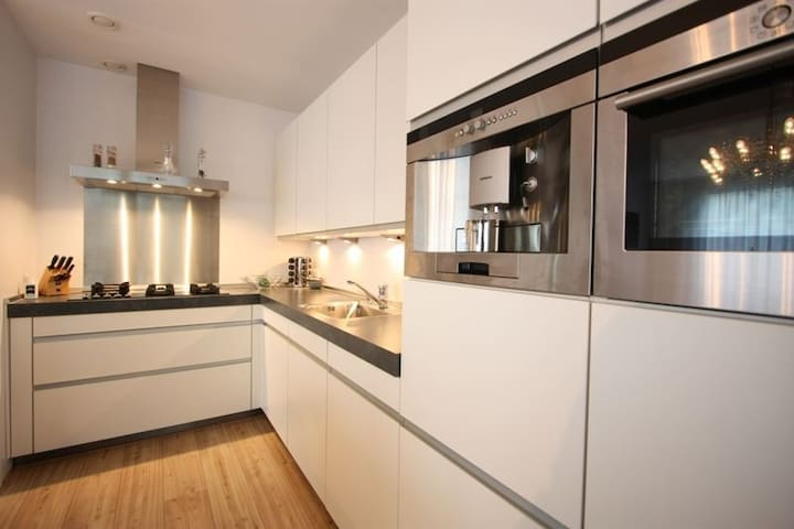 Arnhem centrum modern appartement - Arnhem - Daire
